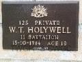HOLYWELL, William Thomas